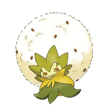 Eldegoss (Grass Type)