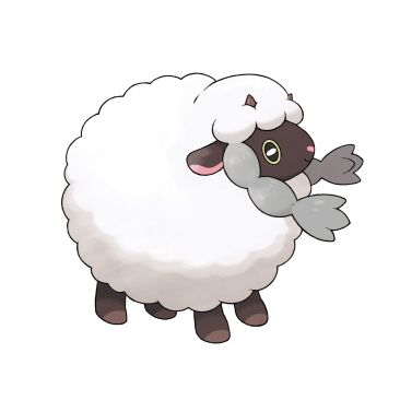 Wooloo (Normal Type)